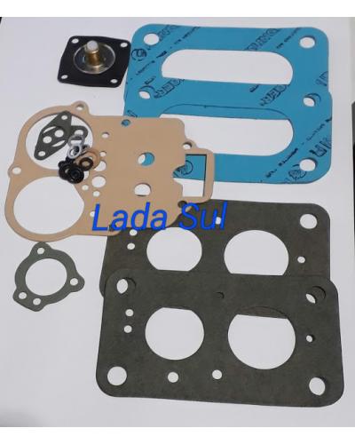 Kit Reparo Carburador Lada Niva Laika  weber Russo 2107