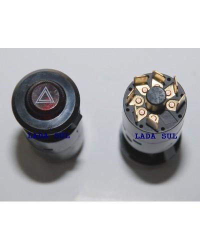 Botão Alerta Niva Laika  7 terminais  - confira o seu lada