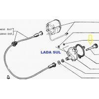 Engrenagem Do Velocímetro  Lada Niva  38 dentes