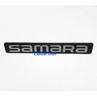 Emblema Traseiro Samara