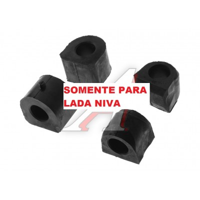 Lada Niva Kit Buchas Da Barra Estabilizadora