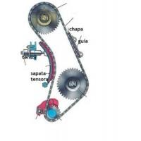 Tensor   da Corrente de comando Do Motor Niva e Laika
